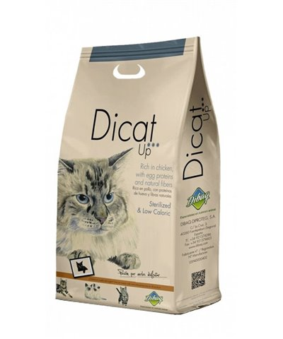 DICAT UP STER & LOW CALORIC
