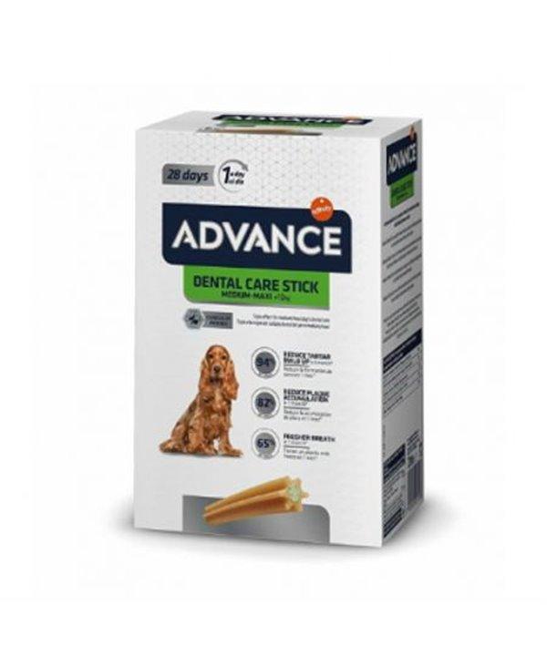 Advance dental care stick medium-maxi +10kg