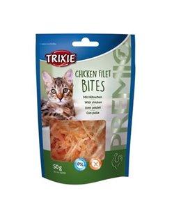 Chicken filet bites