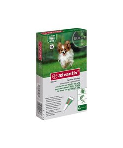 ADVANTIX 0 - 4