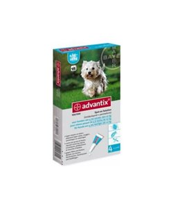 ADVANTIX 4 - 10