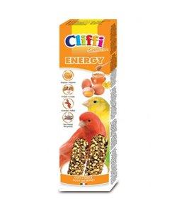 Barritas canario huevo/miel Energy