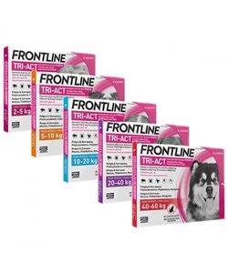 FRONTLINE  TRI-ACT (caja de 6)