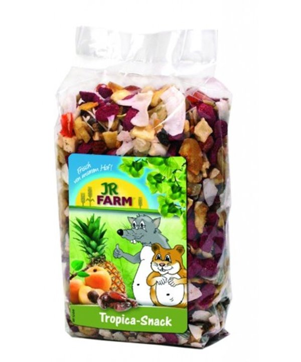 SNACK TROPICAL ROEDORES