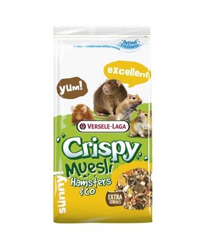 CRISPY MUESLI - HAMSTERS