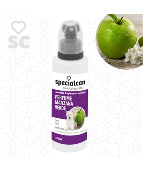 Perfume manzana verde