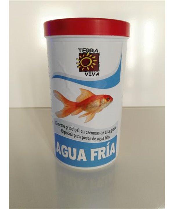Alimento agua fría