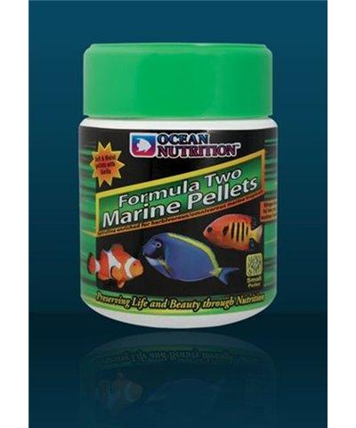 Formula two marine pellet