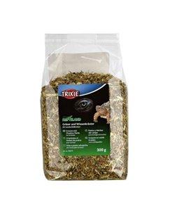 Pastos y hierbas para tortugas terrestres