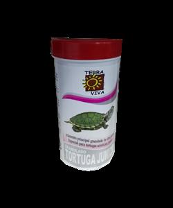 Granulado para tortuga junior