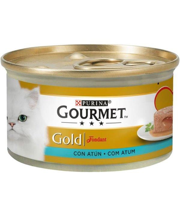 GOURMET GOLD FONDANT ATÚN 85G
