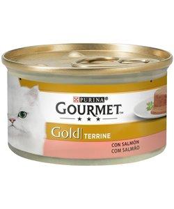 GOURMET GOLD TERRINE CON SALMÓN 85 GR