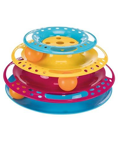 Torre de circulo de juego