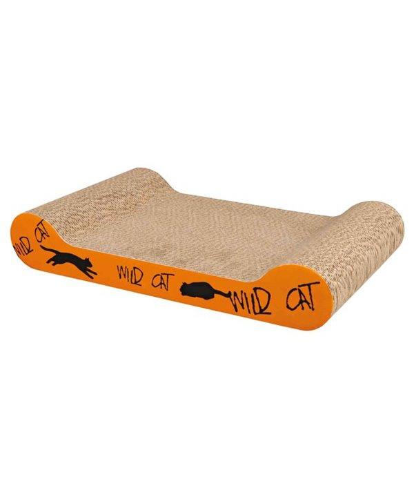 Tabla Cartón Rascadora Wild Cat