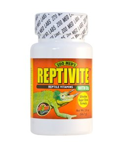 Reptivite with D3