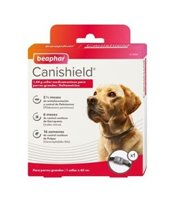 CANISHIELD COLLAR CON DELTAMETRINA