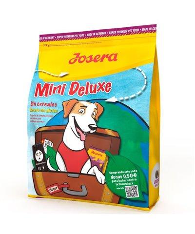 JOSERA MINI DELUXE EDICION PIPPER